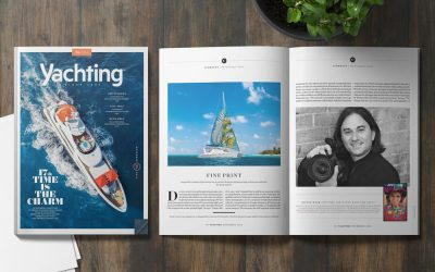 ImageSails featured in Yachting Magazine!