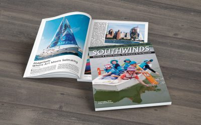 ImageSails featured in Southwinds Magazine!