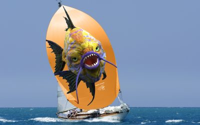 Put Teeth Into Your Sailing and Advertising With 3D Sails!